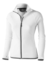 ELEVATE BROSSARD MICROFLEECE LADIES JACKET bílá S