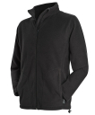 Bunda STEDMAN ACTIVE FLEECE JACKET MEN černošedá S