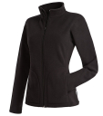Bunda STEDMAN ACTIVE FLEECE JACKET WOMEN černošedá S
